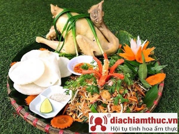 Nhà hàng Hương Dừa
