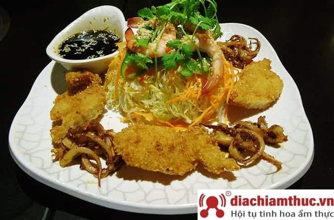 Nhà hàng Soa Soa tại Phạm Ngọc Thạch