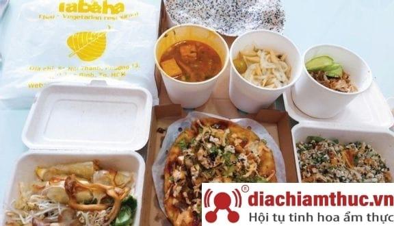 Nhà hàng chay TaBaHa