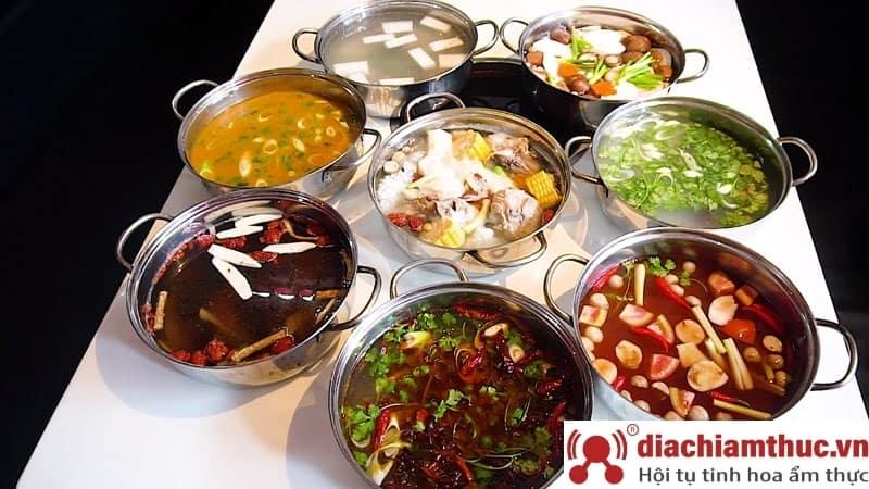 Nhà hàng chuyên gia Lẩu SG