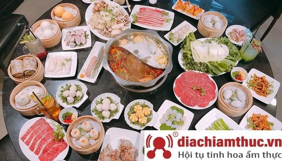 Nhà hàng chuyên gia Lẩu