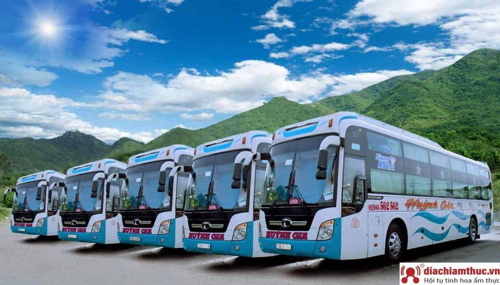 Nhà xe du lịch Mũi Né