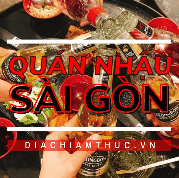 Nhậu Sài Gòn
