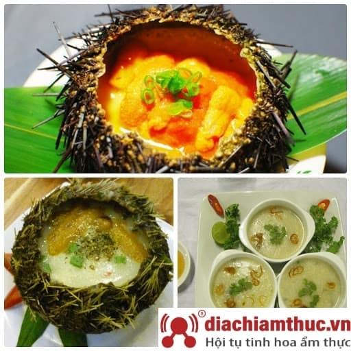Nhum Biển Nha Trang - Khánh hòa
