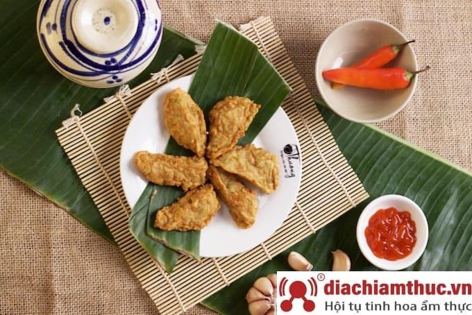 Ơ Thương – Nhà hàng món Việt