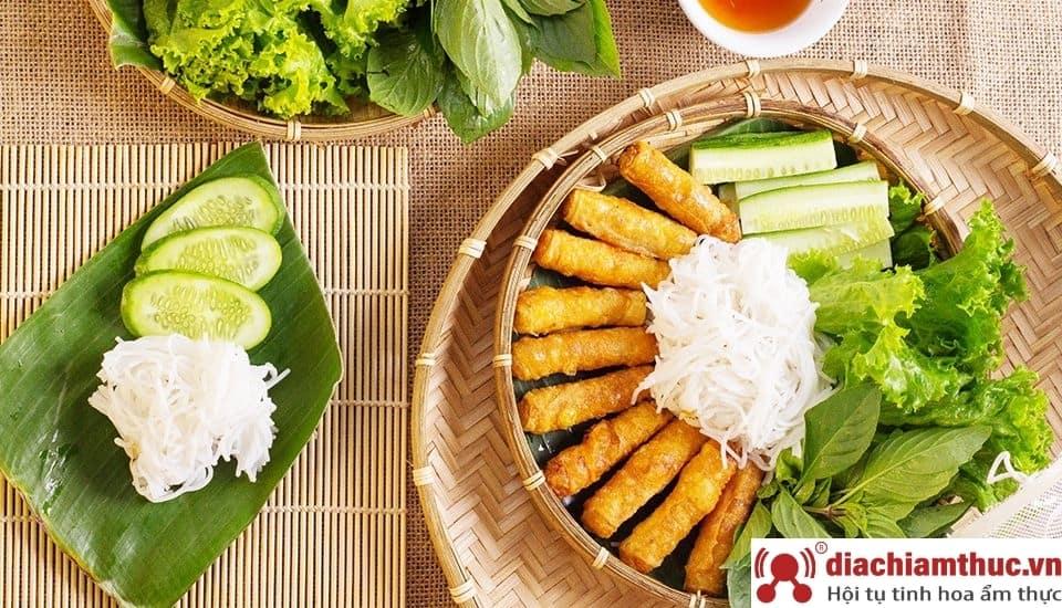 Ơ Thương – món Việt