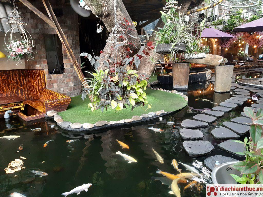 Oasis Cafe Sài Gòn