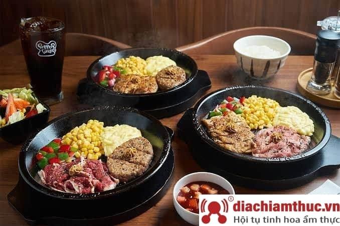 Pepper Lunch Sài Gòn