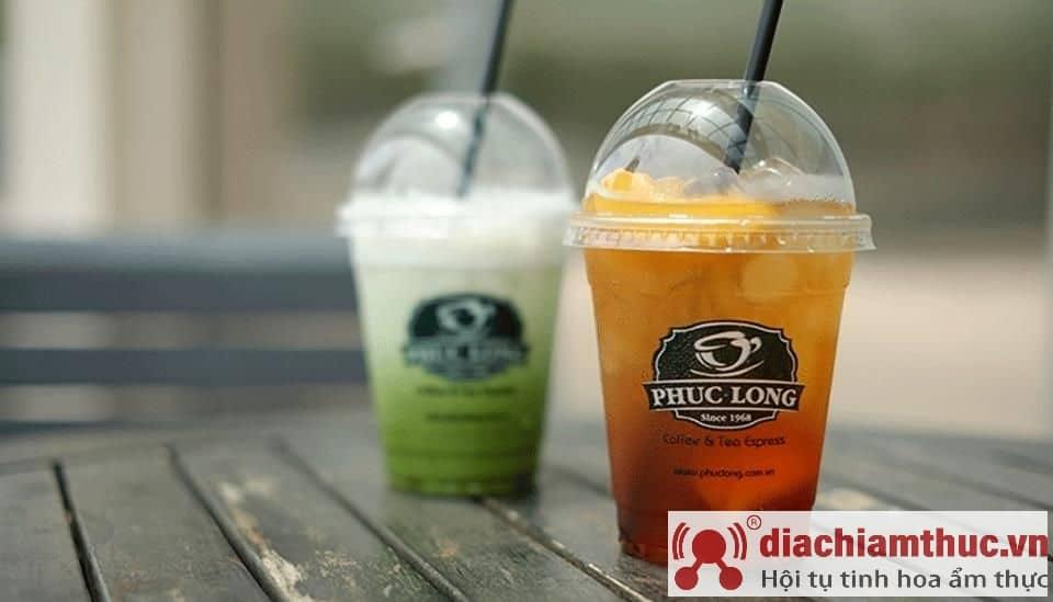 Phuc Long Coffee and Tea