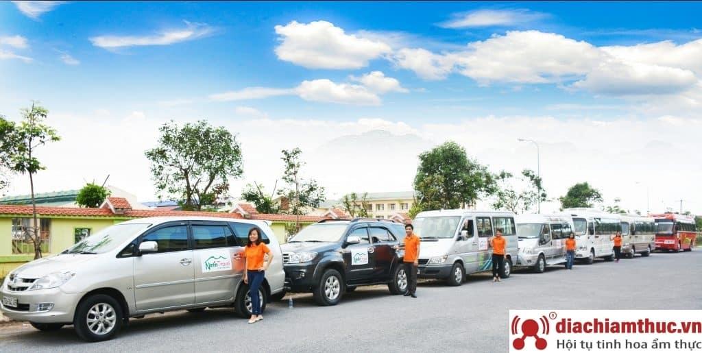 Phương tiện di chuyển quanh Ninh Bình