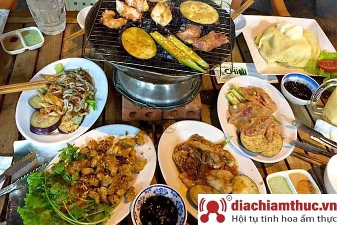 Quán Khói Sài Gòn Lẩu & nướng
