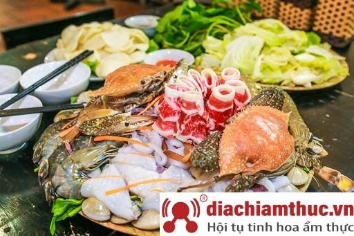 Quán hải sản ngon Đà Nẵng