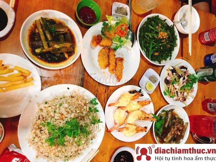 Quán nướng cô Nên - Trần Phú