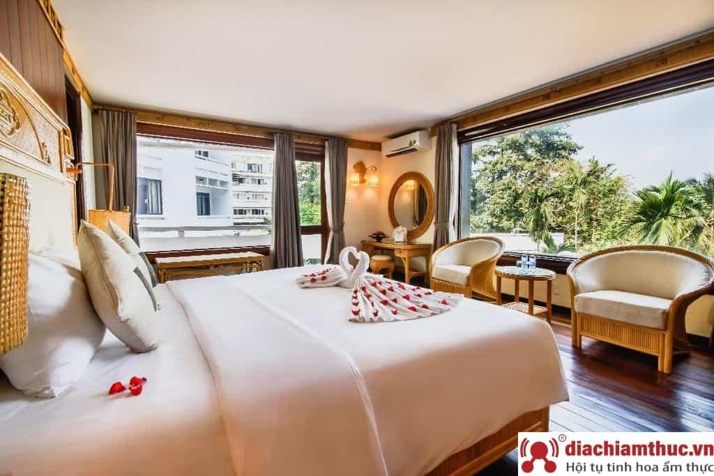 Resort và Spa Hương Giang