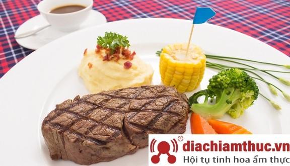 Sài Gòn Steak 123