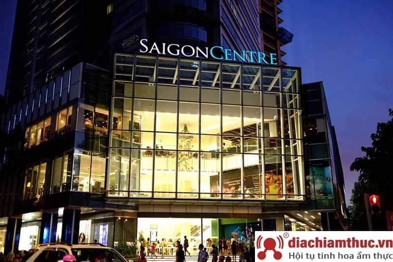 Sài Gòn center Quận 1