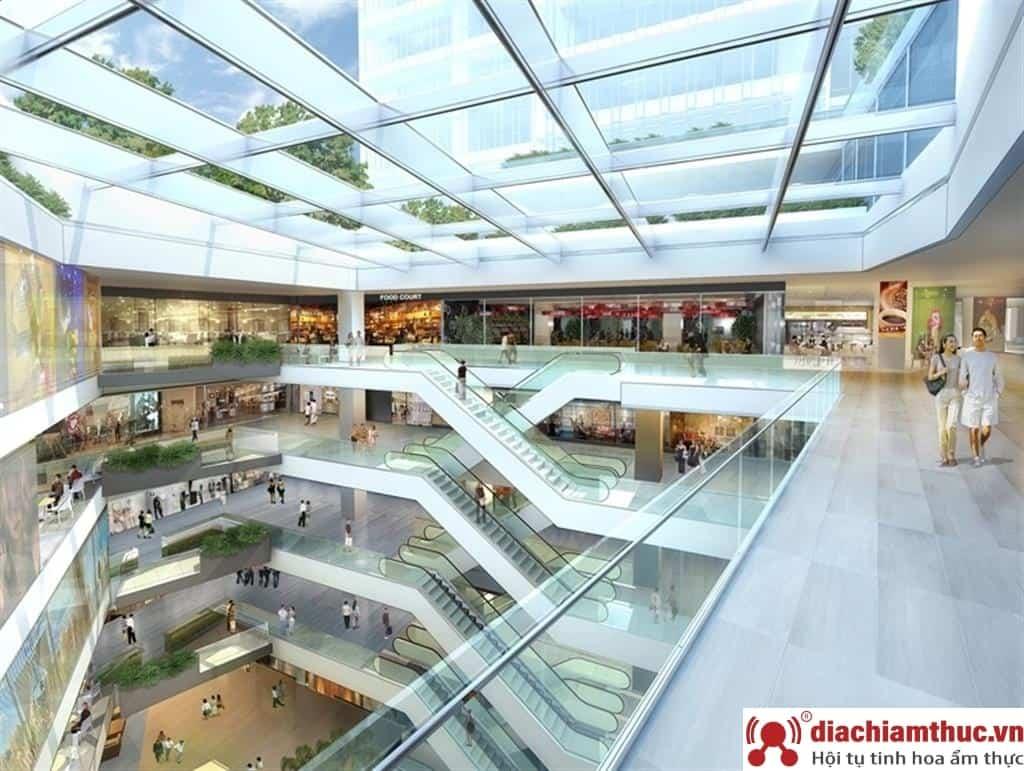 Sài Gòn center (Takashimaya)