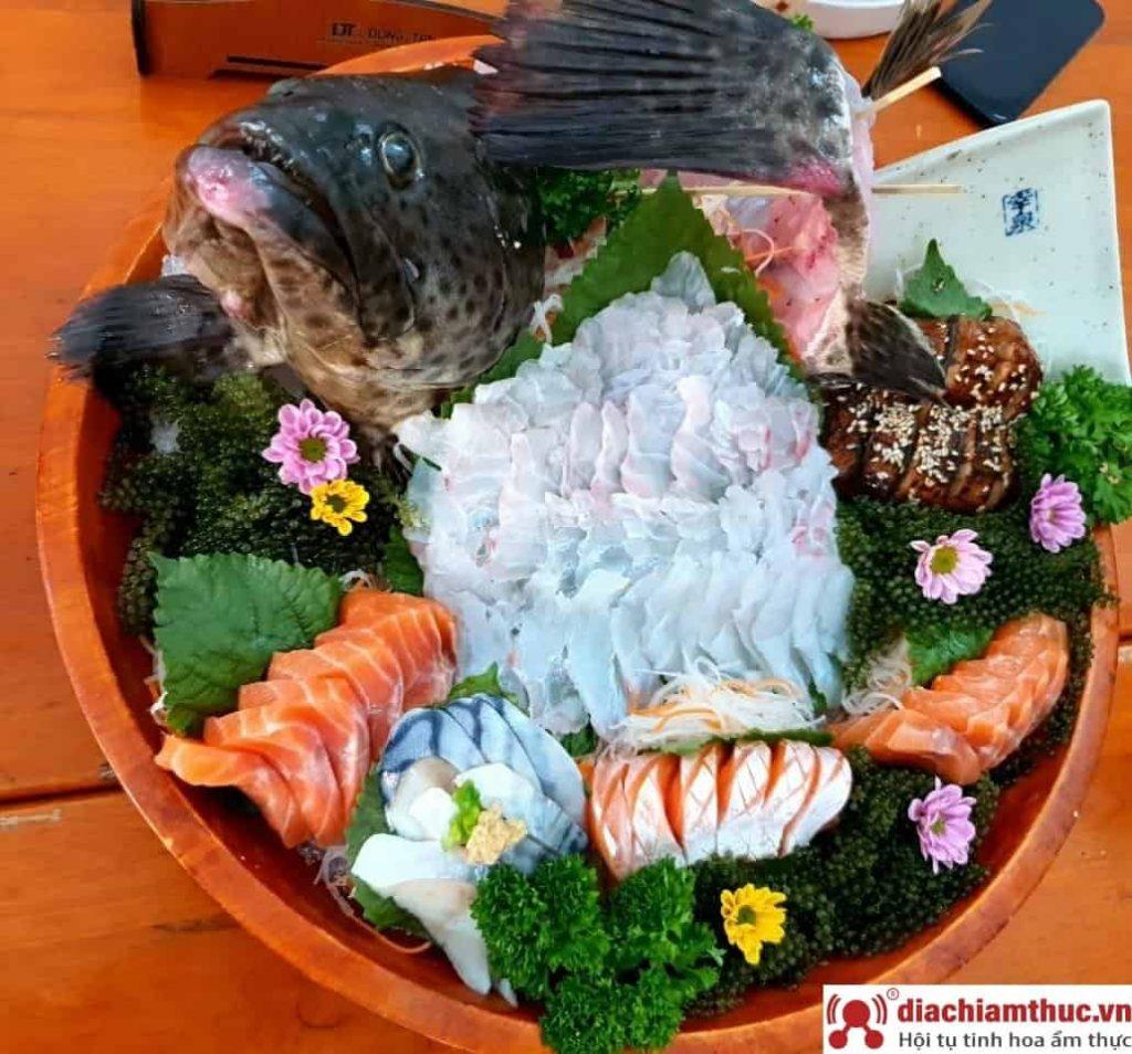 Shinsen Sushi Q8