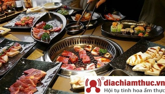 Summo BBQ Tân Bình