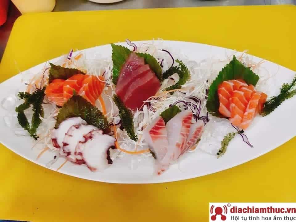 Sushi Đường Phố Sake Kisho
