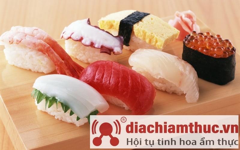 Nhà hàng Sushi Truhobakunhu quận 8
