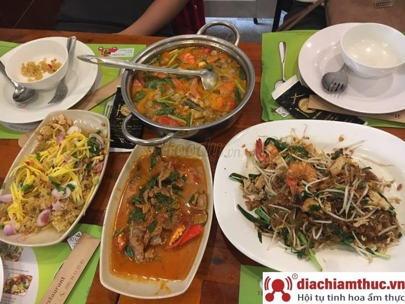 Thai House - Nhà hàng Tân Bình