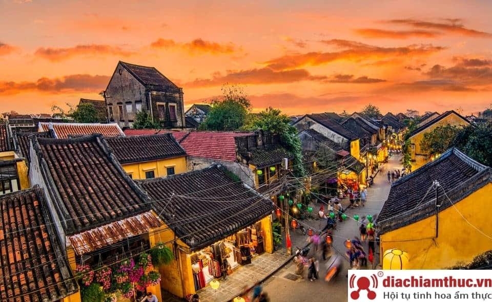 Tham quan phố cổ Hội An - Đà Nẵng