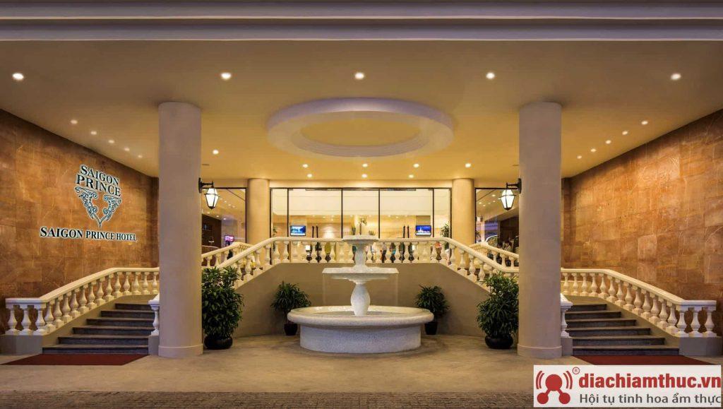 The Grill Buffet - Saigon Prince Hotel ở Tp.HCM