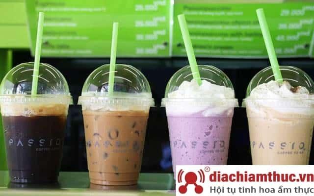 Thông tin về Passio Coffee