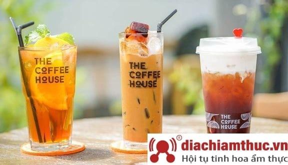 Thông tin về The Coffee House tại Sài Gòn