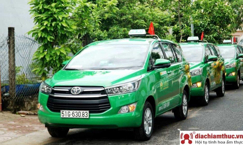 Thuê taxi Vũng Tàu