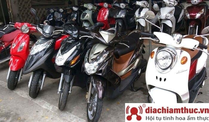 Thuê xe máy giá rẻ ở Phú Quốc