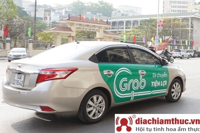 Thuê xe ô tô Grab Đà Nẵng