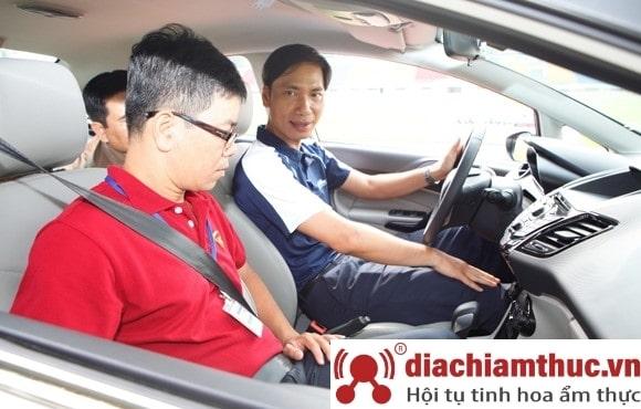 Thuê xe ô tô có người lái Vũng Tàu