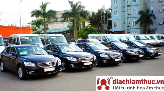 Thuê xe ô tô giá rẻ ở Phú Quốc