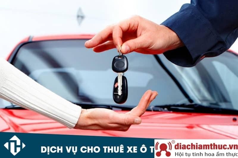 Thuê xe ô tô tự lái Vũng Tàu