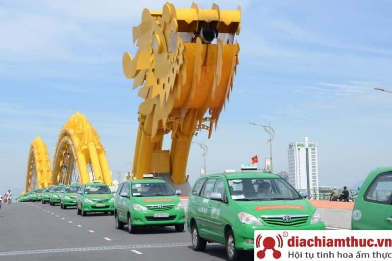 Thuê xe taxi Đà nẵng