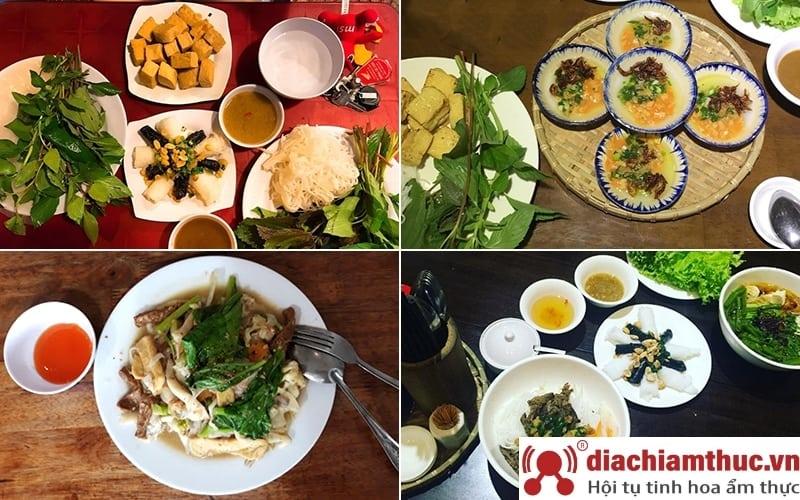 Tổng hợp món ăn trưa Bình Thạnh
