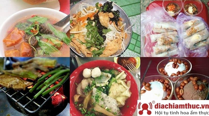 Tổng hợp quán ăn trưa Tân Bình