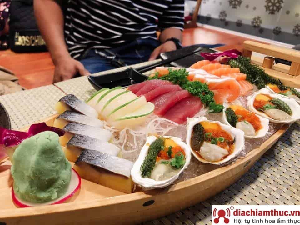 Uchi Sushi Đường số 45