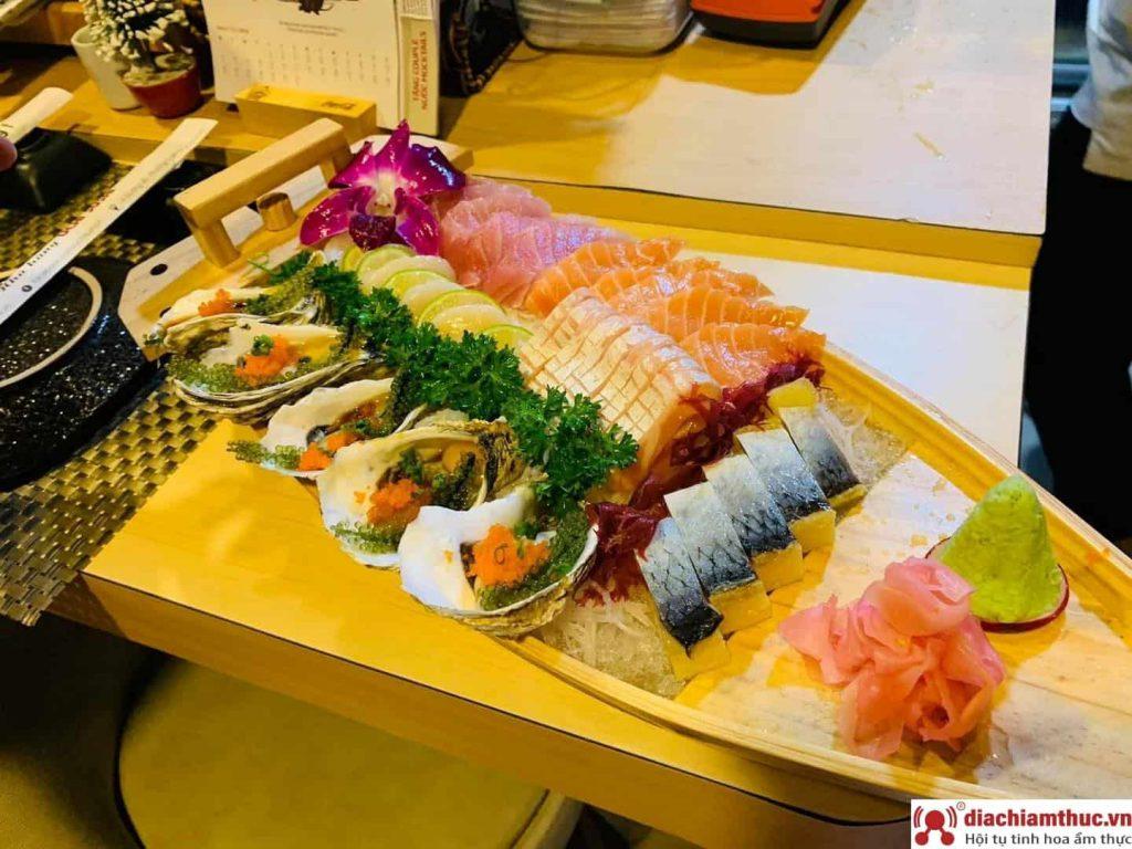 Uchi Sushi tại Đường số 45