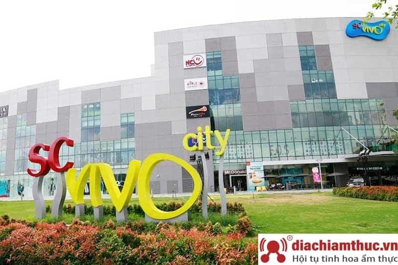 VivoCity Shopping Center TP. HCM