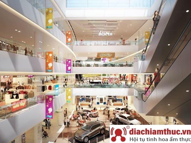 VivoCity Shopping Center - không gian