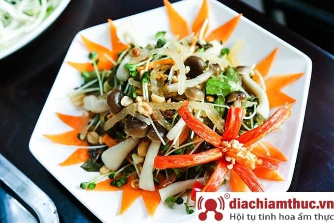 Vườn Chay Garden Restaurant - đường Lê Quang Định