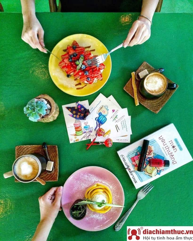 Walking distance – juicery & cafe - Đồ uống