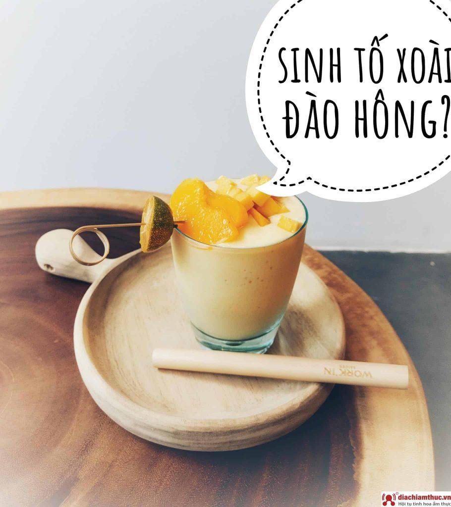 Work'in Saigon Cafe - Đồ uống