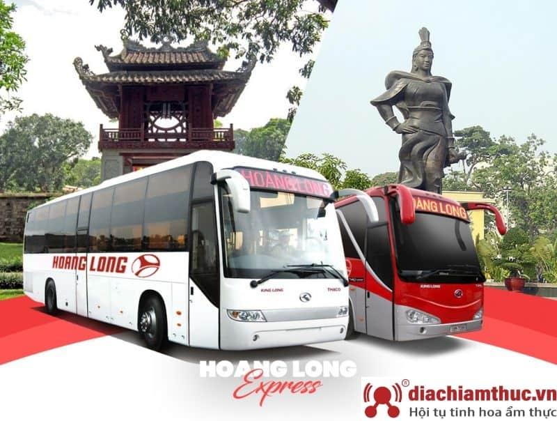 Xe chạy tuyến Hà Nội – Huế