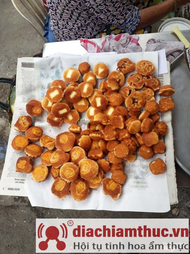 Bánh bông lan Hồ Thị Kỉ