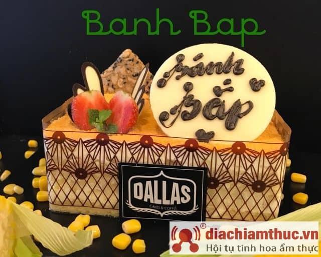 Bánh kem bắp Dallas