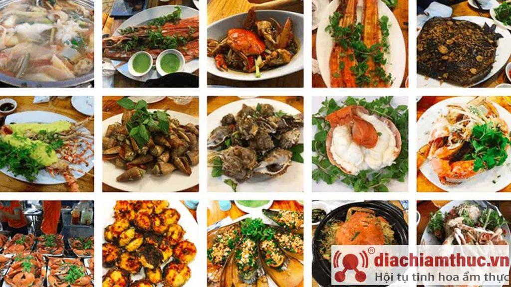 Các món ăn nhà hàng quận 8 Tp.HCM